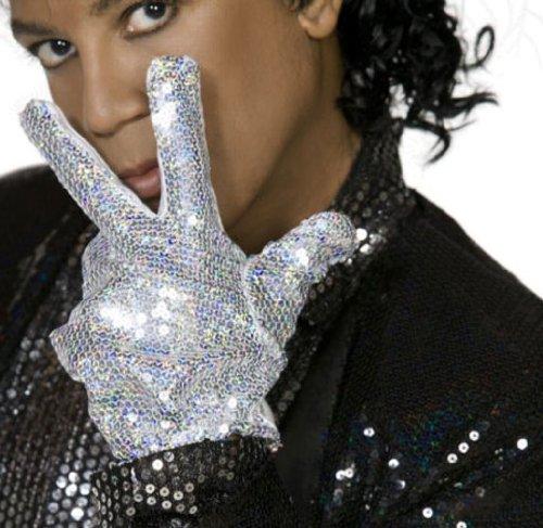 Gant de Michael Jackson - Billie Jean - Taille adulte