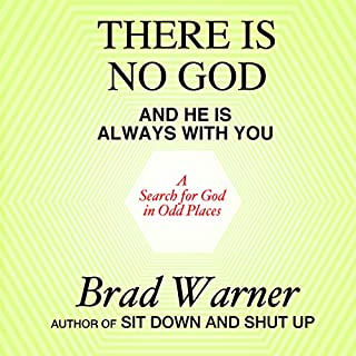 There Is No God and He Is Always with You audiobook cover art