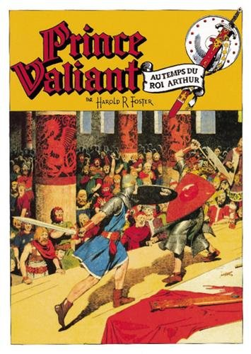 Prince Valiant, tome 9 : 1953-1955, Le Paladin de la Croix