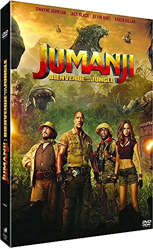 Jumanji : Bienvenue dans la jungle [DVD] [DVD]