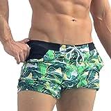 11. Taddlee Men Floral Shorts