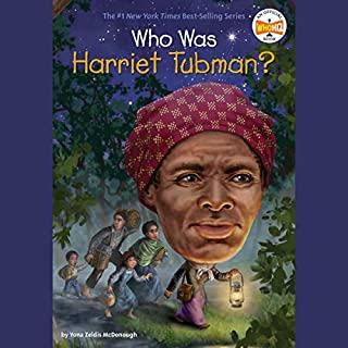Who Was Harriet Tubman? audiobook cover art