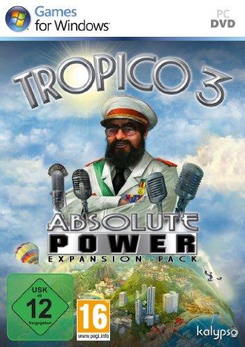 Tropico 3 - Absolute Power (Add-On) [Importación alemana]