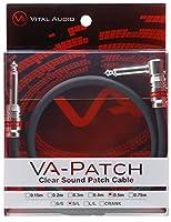 Vital Audio VA-Patch 0.2m S/L  高品位パッチケーブル