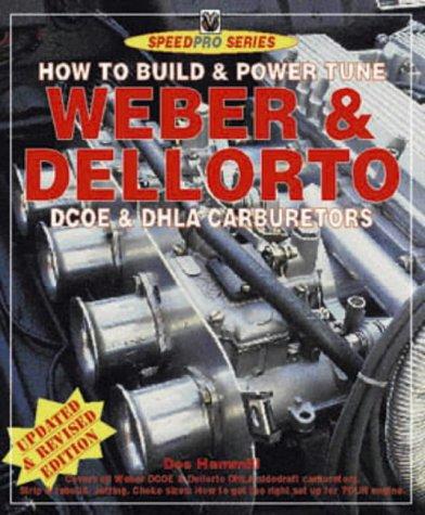 How to Build & Power Tune Weber & Dellorto Dcoe & Dhla Carburetors (SpeedPro Series)