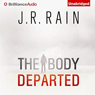 The Body Departed audiobook cover art