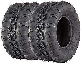 VANACC Set of 2 Sport ATV Tires AT 22x10-10 22x10x10 4PR Tubeless