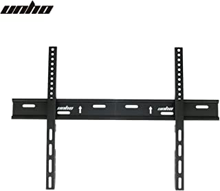 "UNHO Ultra Slim TV Wall Bracket Low Profile TV Mount for 26""-72"" LCD LED Plasma Flat Screens VESA 600 x 400 Load Weight up..."