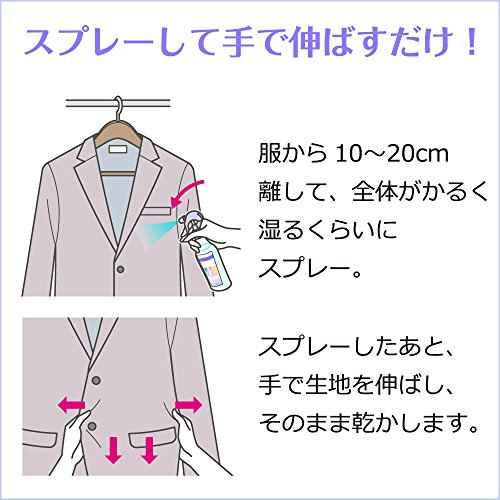 花王『スタイルケア服のミスト』