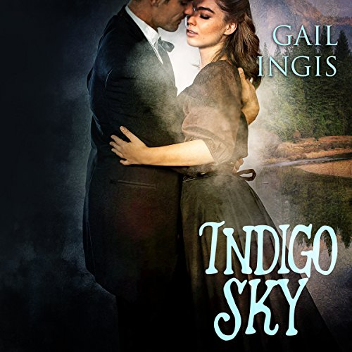 Indigo Sky audiobook cover art