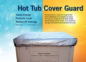 Hot Tub Cover Cap 7x7