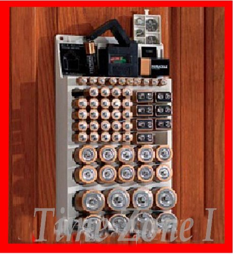 Review Range Kleen WKT4162 66 Battery Storage Rack with Tester