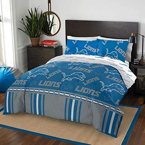 The Northwest Company OFFer NFL Unisex Rotary Bed Set Bag in Queen gift a