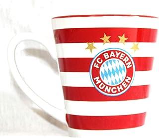 FC Bayern München Kaffeebecher Streifen 0,3 Liter