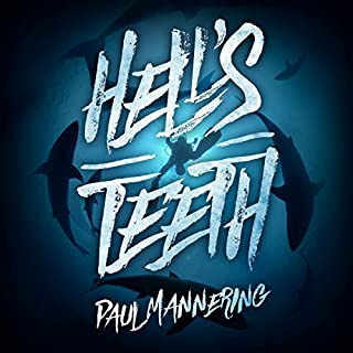 Hell's Teeth audiobook cover art