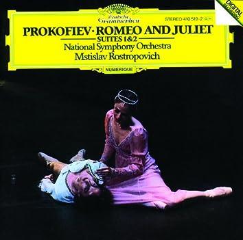 Prokofiev: Romeo and Juliet, Opp.64a & b