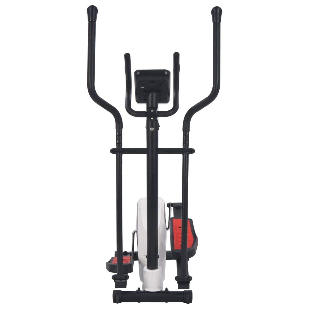Lechnical Bicicleta magnética con medición de Pulso Bicicleta elíptica Entrenador elipses Fitness Gimnasio en casa Entrenamiento Bicicleta estática en Blanco y Negro 132 x 66 x 155 cm: Amazon.es: Hogar