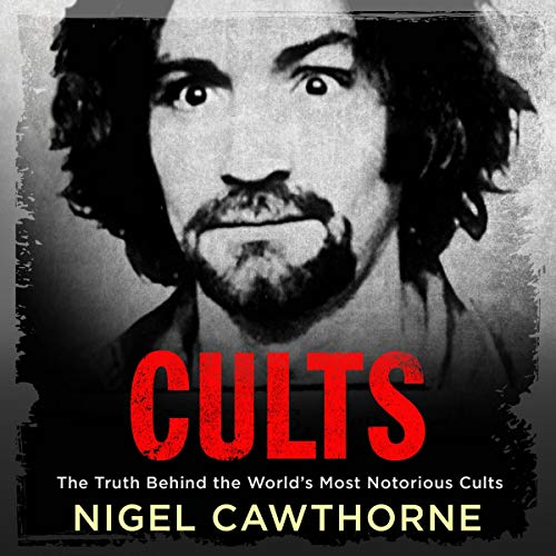 Cults audiobook cover art