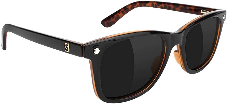 Glassy Mikemo Capaldi Premium Polarized Sunglasses