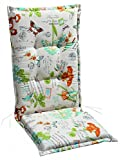 BEST 04201543 Sesselauflage hoch STS 120 x 50 x 7 cm, D.1543