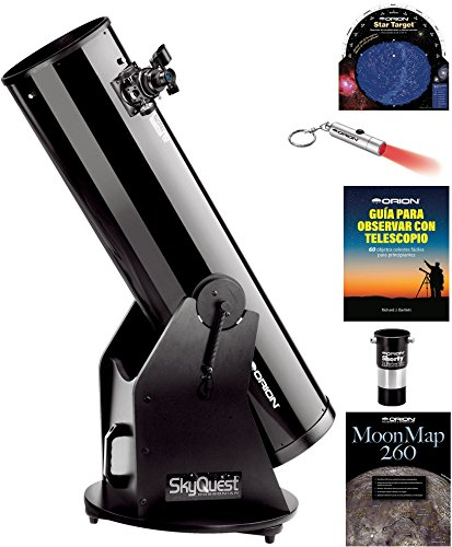 Kit de telescopio dobsoniano Orion SkyQuest XT10 Classic