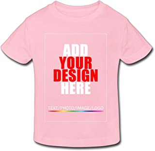 Custom Unisex Child T-Shirt Tee - Design Your Own Shirt - Add Your Image Text