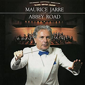 Maurice Jarre at Abbey Road