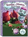 Barbie Fairytopia Magic of the Rainbow: Rainbow Adventure - Elina & DVD Game by Barbie
