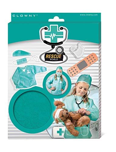 Ses - 09207 - Accessoire - Déguisement - Panoplie de Docteur