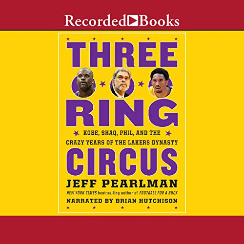 Three Ring Circus Audiobook By Jeff Pearlman cover art