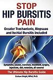 Stop Hip Bursitis Pain: Greater Trochanteric, Iliopsoas and Ischial Bursitis