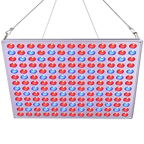 75w Lampe Horticole Roleadro Led de Croissance Floraison LED Grow Light pour Led Culture Indoor...
