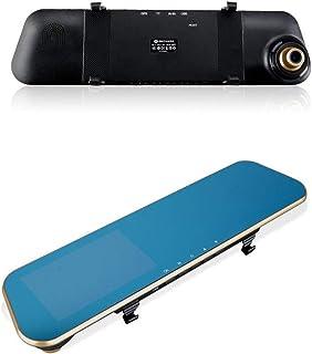 Nosii HD 1080P 170 ° Grabador de Video para Auto Lente Dobl