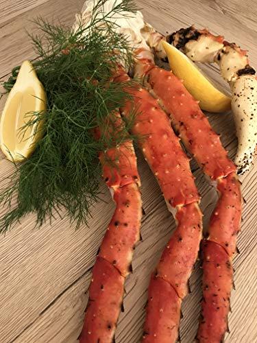 Königskrabbe / King Crab, Beine u. Scheren, Wildfang, Norwegen 3kg