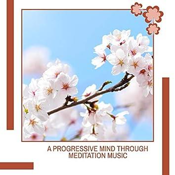 A Progressive Mind Through Meditation Music