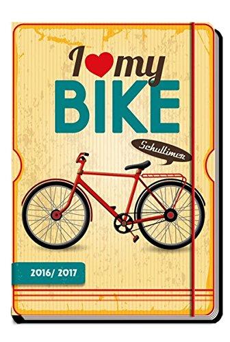 Schülerkalender I Love My Bike 2016/17