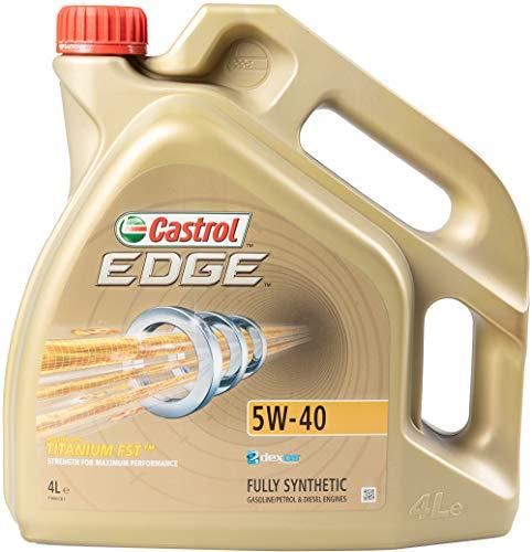 Olio Castrol Edge 5w-40 4l Lubrificante auto