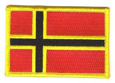 Flaggen Aufnäher Patch Deutscher Widerstand Fahne Flagge