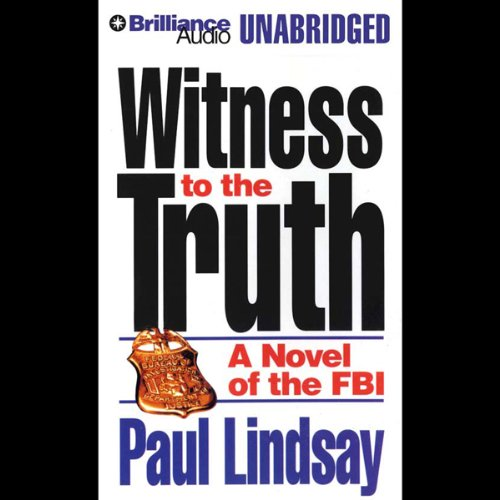 Witness to the Truth audiobook cover art