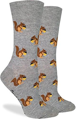 Good Luck Sock Damen Socken Tiere Erwachsene, Tiere – Eichhörnchen,