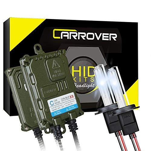 Startway - H7 Xenon Kit Canbus HID Sin Errores - Decodificador balasto 55W - Bombilla del faro 6000 K
