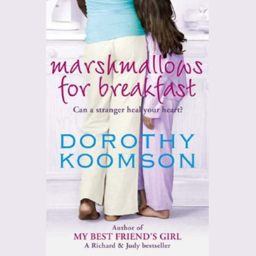Marshmallows for Breakfast                   By:                                                                                                                                 Dorothy Koomson                               Narrated by:                                                                                                                                 Adjoa Andoh                      Length: 3 hrs and 33 mins     1 rating     Overall 2.0