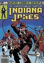 The Further Adventures of Indiana Jones (1983 series) #1 NEWSSTAND