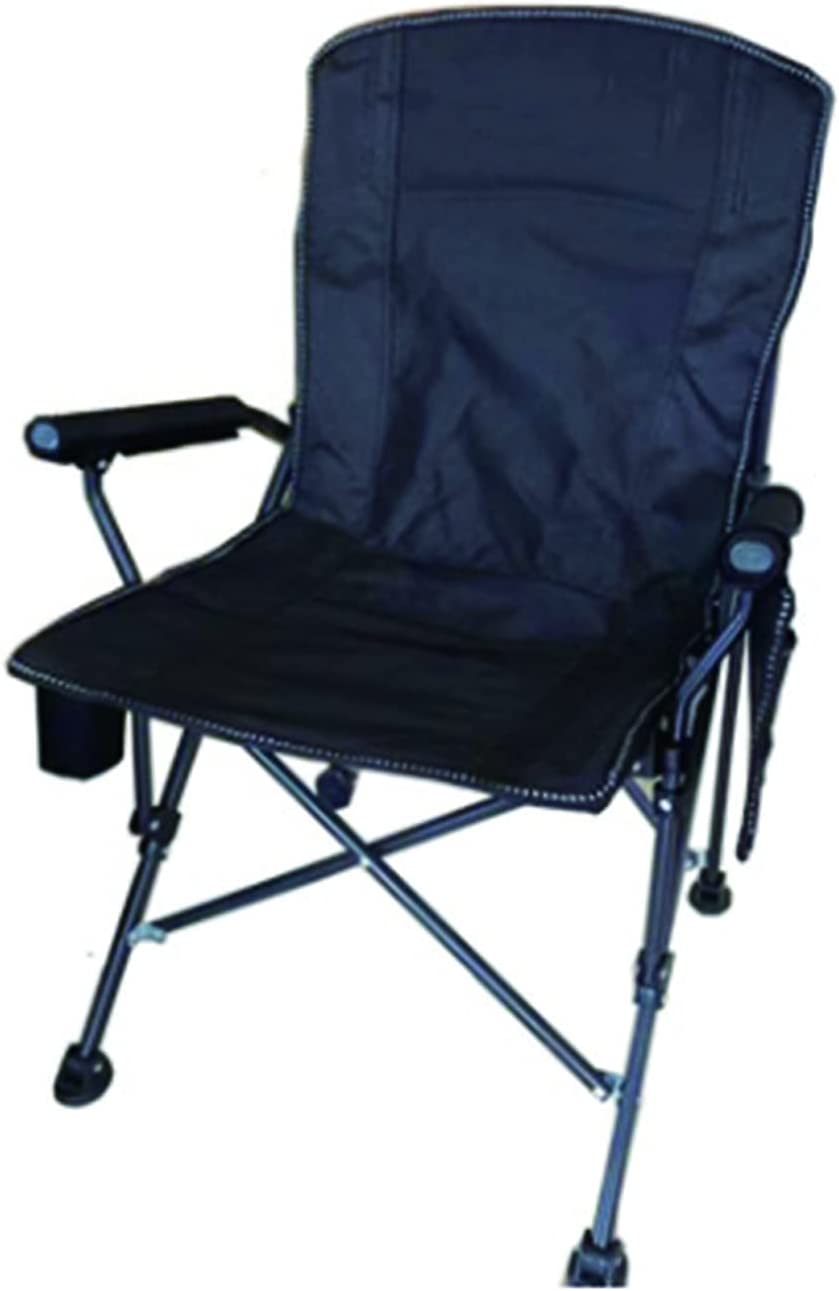 YLCJ Camping Chair Outdoor Portable 2021 spring and summer new 300 Support Sacramento Mall Pounds Foldable