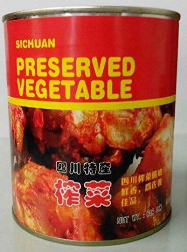 四川搾菜 全形 1kg/缶【四川ザーサイ ホール 缶詰】業務用中国産