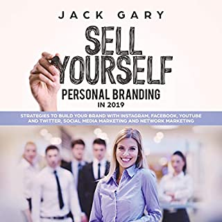 Personal Branding in 2019 audiobook cover art