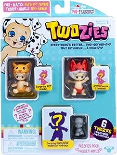 Twozies Season 1 Friends Pack Moose Toys by Twozies