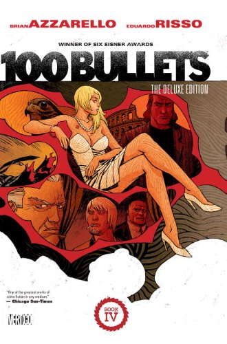 100 bullets the deluxe edition - 2