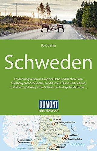 Preisvergleich Produktbild DuMont Reise-Handbuch Reiseführer Schweden: mit Extra-Reisekarte