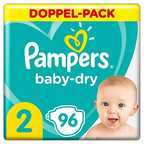 Pampers Baby Dry Gr.2 Mini 4-8kg Doppelpack